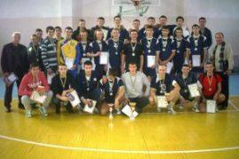 Всеукраїнські спортивні ігри серед студентів аграрних ЗВО у 2018 році