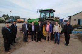 Засідання навчально-методичної комісії аграрних технікумів і коледжів із спеціальності 208 «Агроінженерія»