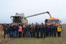 Практичний семінар «Налаштування та експлуатація зернозбиральних комбайнів»