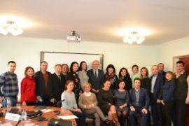 Круглий стіл: обговорення навчального плану з тематики   «Розвиток сільської місцевості в Україні»